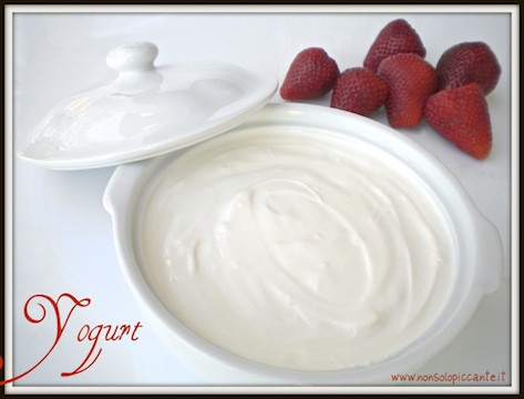 Yogurt naturale