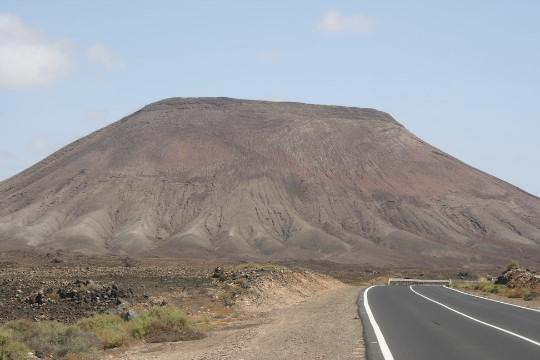 Fuerteventura vulcano estinto
