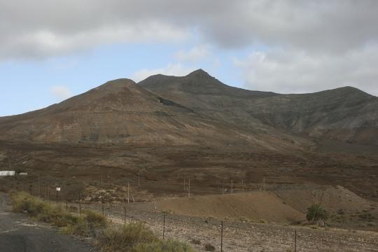 Fuerteventura Montagna