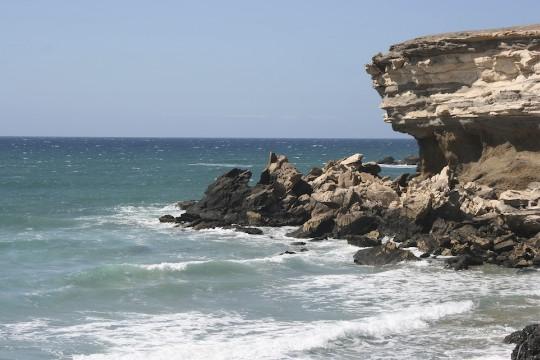 Fuerteventura La Pared