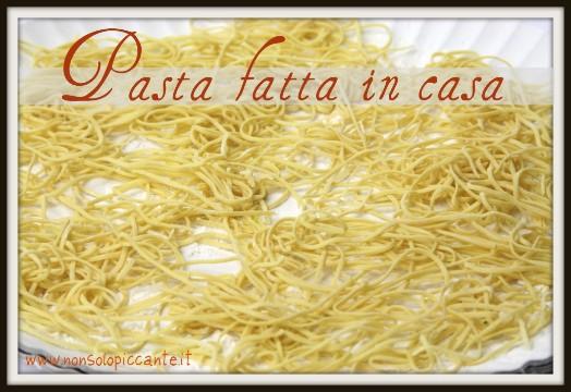 Ricetta pasta fatta in casa le ricette di - Pasta fatta in casa ...