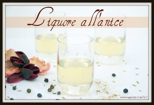 Liquore all'anice