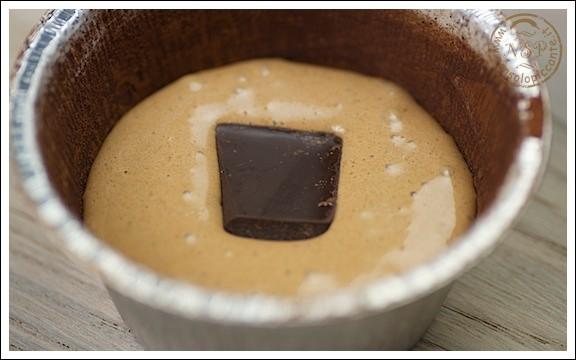 Tortini cioccolato e nocciola