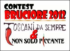 Contest Bruciore 2012