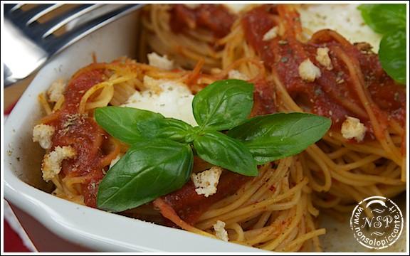 Nidi di spaghetti