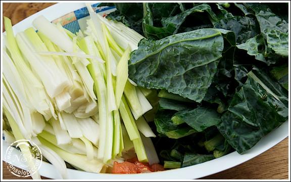 minestrone di verdure - le ricette di nonsolopiccante.it - Come Si Cucina Il Minestrone