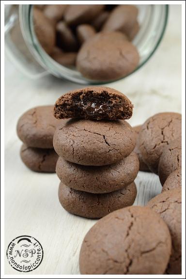 Biscotti dal cuore morbido