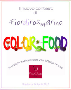 Contest Color Food
