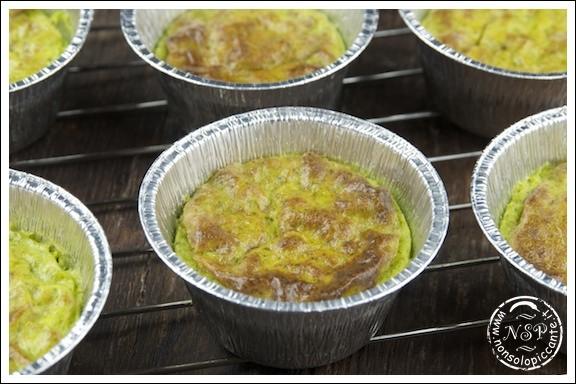 Sformatini di zucchine