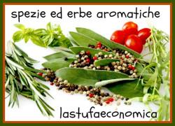 Contest Spezie ed erbe aromatiche