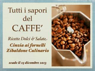 Contest caffè