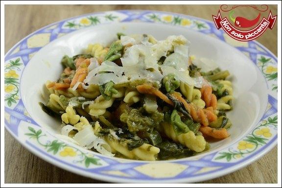 Pasta-al-ragù-vegetariano