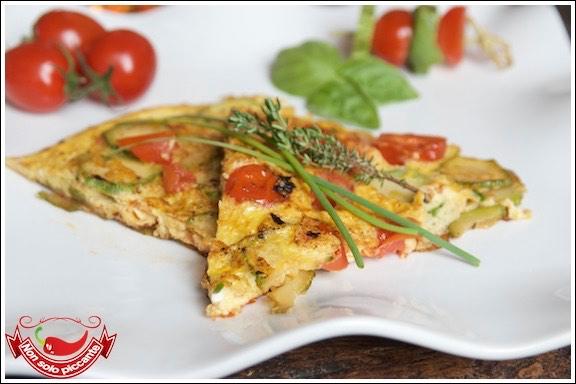Frittata-di-zucchine-e-pomodorini