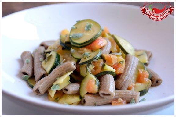 Pasta-integrale-alle-zucchine