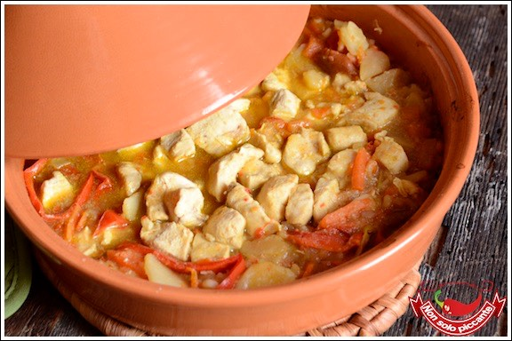 Pollo-in-tajine