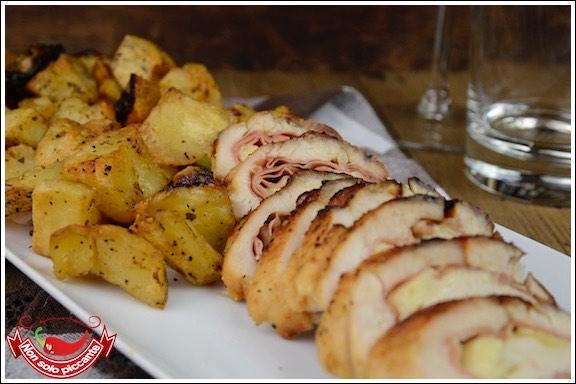 Petto-di-pollo-arrotolato-al-forno