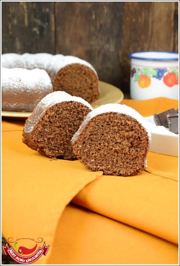 Torta ciocco cocco
